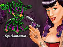 Виртуальный автомат Hot Ink