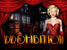Азартная игра Prohibition