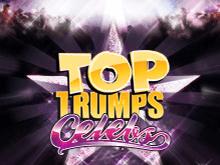 Онлайн слот Top Trumps Celebs