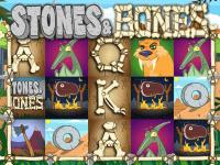 Игровой автомат Stones And Bones