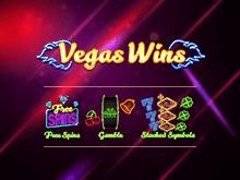 Игровой автомат Vegas Wins