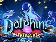 Игровой автомат Dolphins Treasure